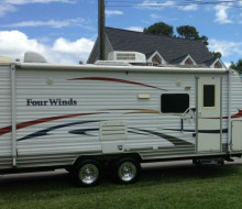 2008 Four Winds Travel Trailer 1