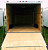 8.5x18 Enclosed Cargo trailer Haulstar White (4)