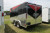 8.5x20 Cargo Trailer Black Red