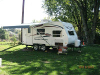 Cikira Classic Cruiser Travel Trailer 1