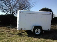 5\' X 8\' ENCLOSED CARGO TRAILER