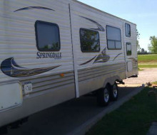 2011 Keystone Springdale Travel Trailer
