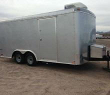 2013 8x16 ENCLOSED CARGO TRAILER