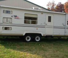 2003 Coachman Bunkhouse RV