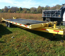 Heavy duty 6 ton Shelby tagalong trailer Trailerocity