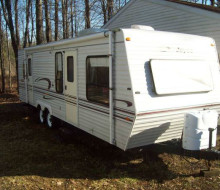1999 Jayco travel trailer Trailerocity