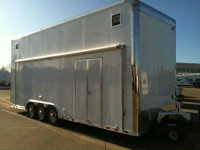 2013 CARGO MATE 26' STACKER TRAILER