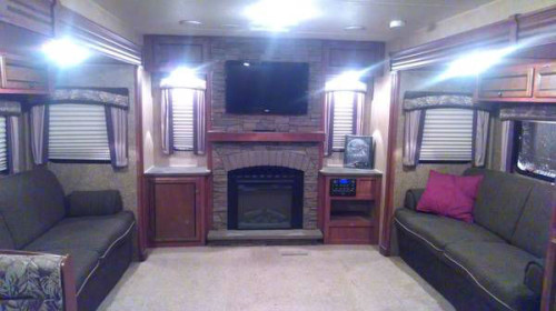 2012 Jayco 33 Foot Travel Trailer Trailerocity Com