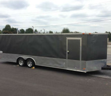 8X24 Enclosed Cargo Trailer