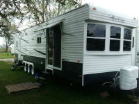 2012 36ft monte carlo park model Travel Trailer