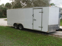 2013 8.5x20 enclosed cargo trailer Trailerocity