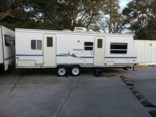 2004 Dutchman 26 Ft Trailerocity Com