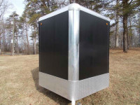 2005 LEGEND Aluminum 7x15\' V-Nose Enclosed Trailer