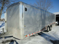 2011 H&H 24 ft Enclosed car trailer Trailerocity