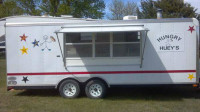 20 Ft Concession Trailer