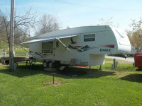 2006 Jayco Eagle Fifth Wheel travel trailer Trailerocity
