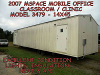 2007 MSPACE MODULAR OFFICE SPACE