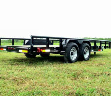 20\' HD Pipetop Utility Trailer