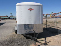2009 6 X 12 Carry-On Enclosed Cargo Trailer Trailerocity