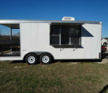 2013 Cargo Mate Custom Concession Trailer Trailerocity