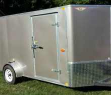 6 x 12 Cargo Trailer by H&H Trailers