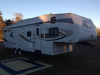 2008 Jayco Eagle Super Lite 31.5 5th wheel Trailerocity