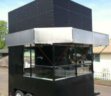 Pro Concession Trailer