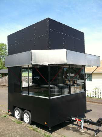 Pro Concession Trailer 8 5ftx10ft Trailerocity Com