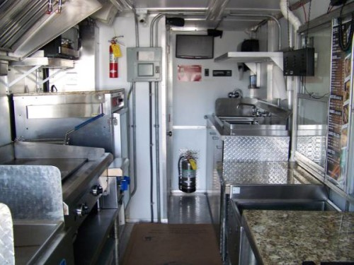 16ft Fully Loaded Used Food Truck Trailerocity Com