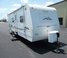 2002 Bobcat by Keystone Travel Trailer 1