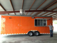 2014 Concession Food Trailer 24ft Long Trailerocity 1
