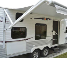 2013 Jayco 26BH 29FT Travel Trailer 1