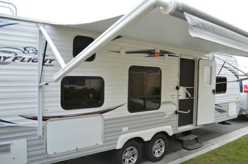 2013 Jayco Jay Flight 26bh 2013 Jayco 26bh 29ft Travel