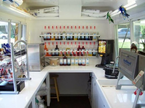 Snoball Concession Trailer Trailerocity Com