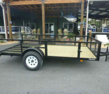 Brand New Triple Crown 6 x 12 utility trailer Trailerocity.com 1