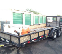 BIG TEX Trailer 7x20, ramp gate Trailerocity 1