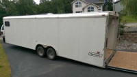 2006 Haulmark Enclosed Cargo Trailer 1