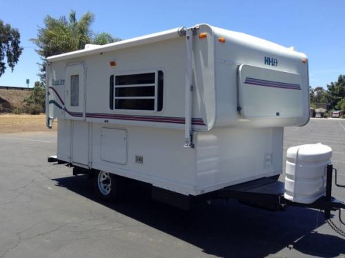 2001 Hi Low Towlite Travel Trailer Trailerocity Com