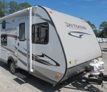 BRAND NEW 2013 Jayco Feather Model 16V