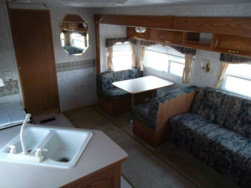 2002 Bobcat By Keystone Travel Trailer Trailerocity Com