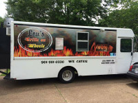Amazing Fully Equipped Food Truck Trailerocity 1