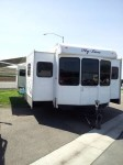 2011 Hy line 39ft 4 slides travel trailer fully loaded