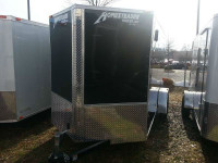 NEW 6X12 Homesteader Enclosed Cargo Trailer 1