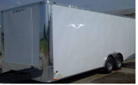 2015 Stealth Enclosed Trailer 24\' 1