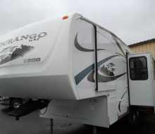 2011 KZ Durango 275RL 5th Wheel Trailer 1
