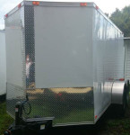 Enclosed Cargo Trailer 6x14 1