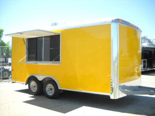 New Concession Trailers Can Help You Achieve Your Goals