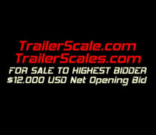Trailer Scale domains for sale 450x450